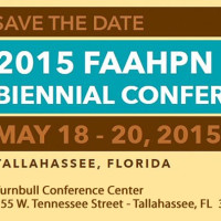 FAAHPN 2015 Biennial Conference