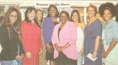 Women on the Move Exhibit