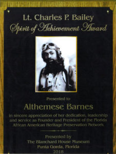 spirit of achievement award