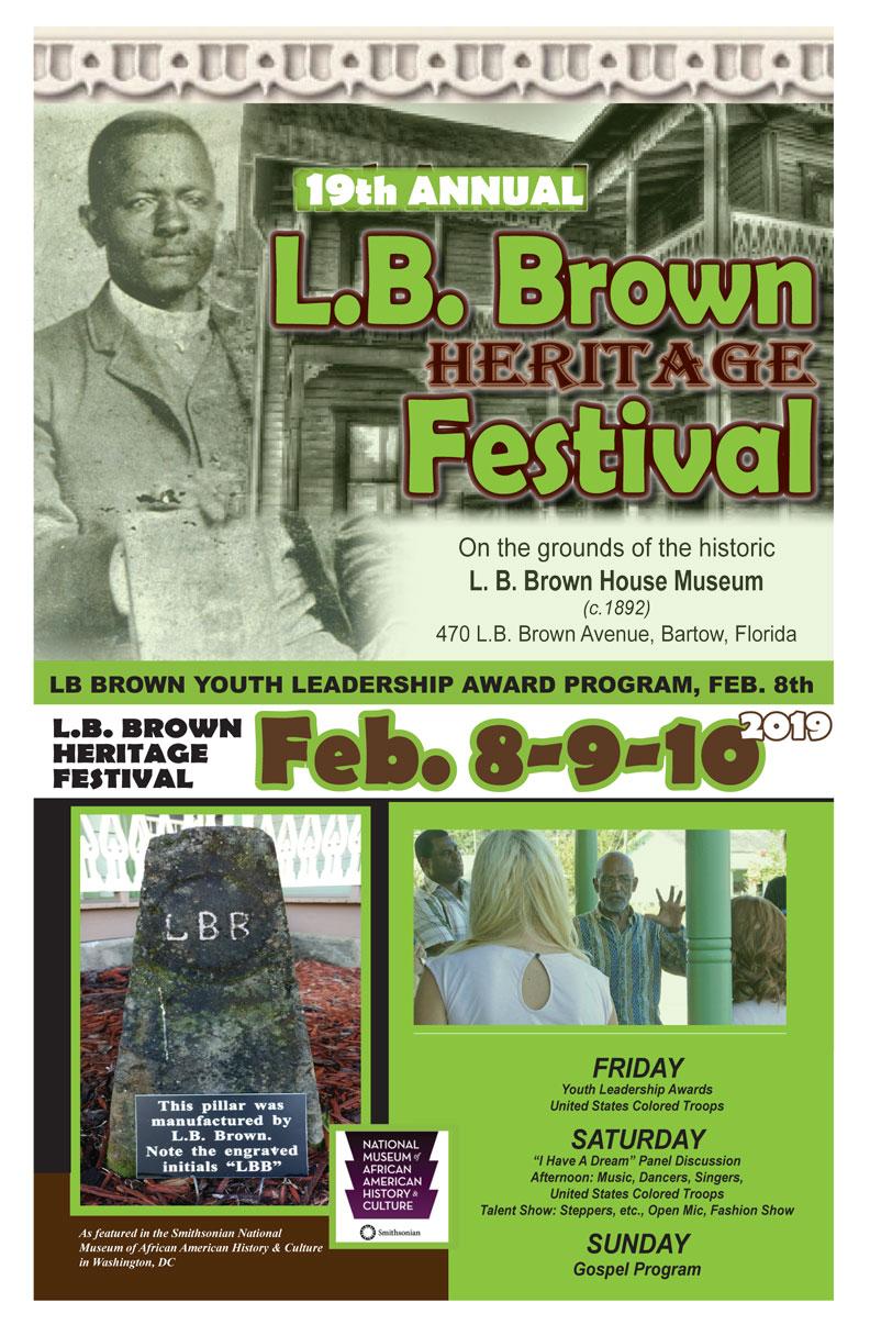 L. B. Brown Heritage Festival