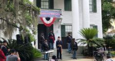 Emancipantion Day event