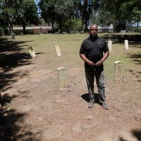 Army veteran hunts for identity of 31 black Civil War troops buried in Tallahassee
