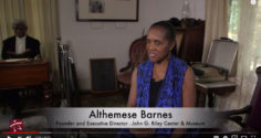 Althemese Barnes featured on Tallahassee Inspired